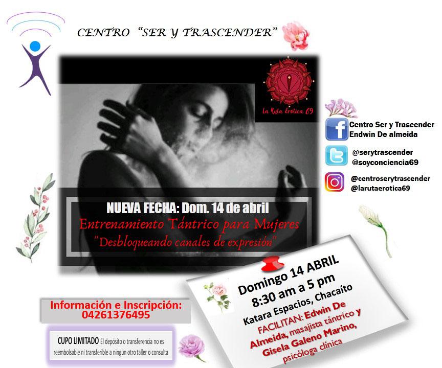 Taller de Entrenamiento Tántrico para Mujeres